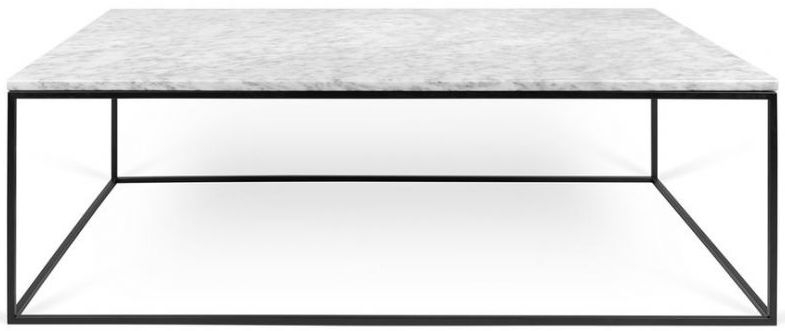 Temahome Gleam 120cm Marble Coffee Table