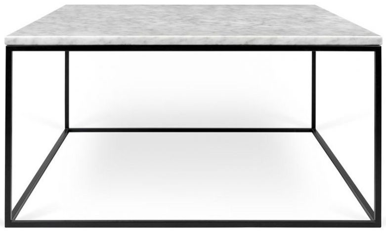 Temahome Gleam 75cm Marble Coffee Table