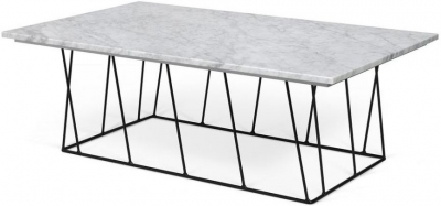 Temahome Helix Marble Coffee Table