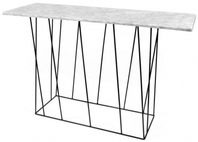 Temahome Helix Marble Console Table