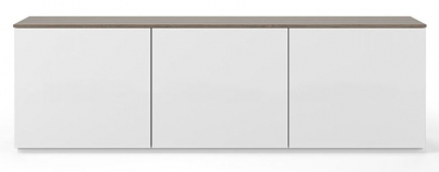 Temahome Join 180L2 White and Walnut Sideboard