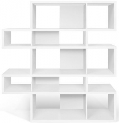 Temahome London Double Bookcase