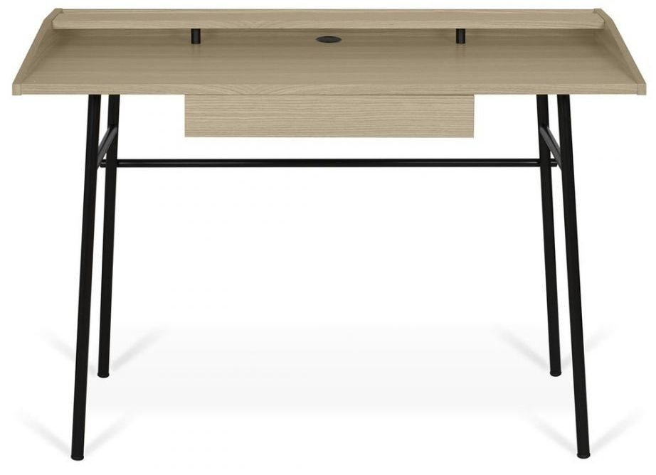 Temahome Ply 1 Drawer Office Desk