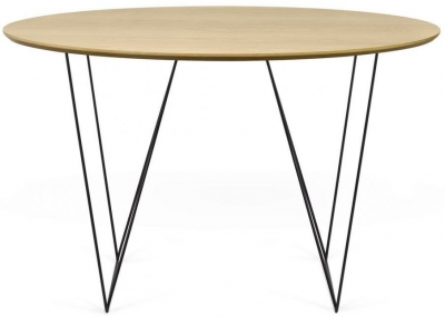 Temahome Row 120cm Round Dining Table