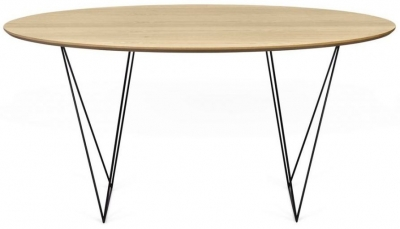 Temahome Row 150cm Round Dining Table