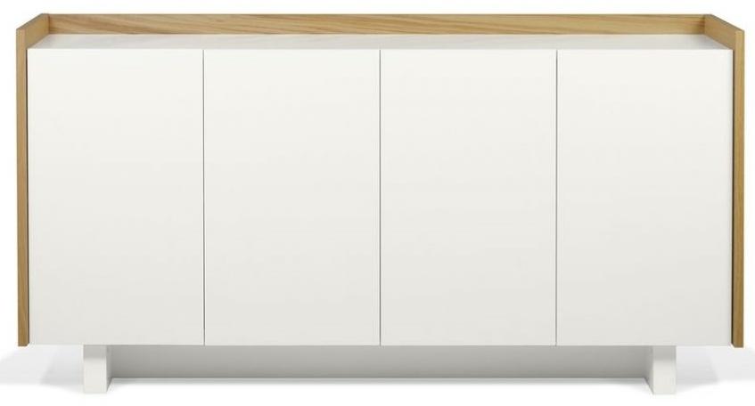 Temahome Skin Oak and White Sideboard