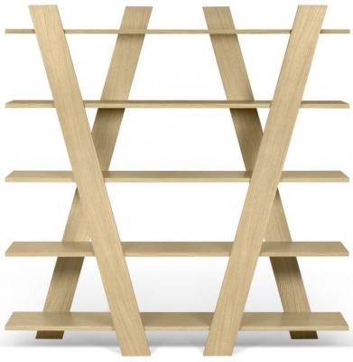 Temahome Wind Oak Bookcase