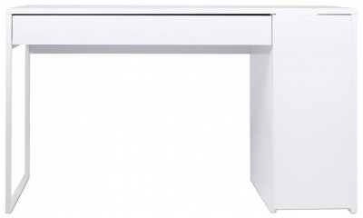 Temahome Prado White Writing Desk
