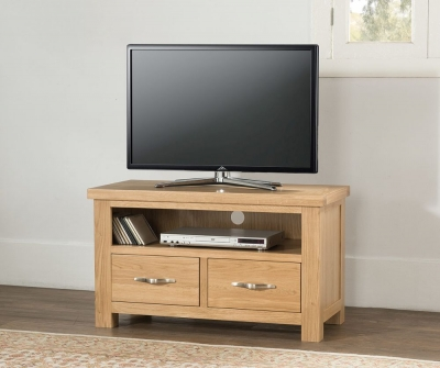 Cambridge Oak Standard TV Unit
