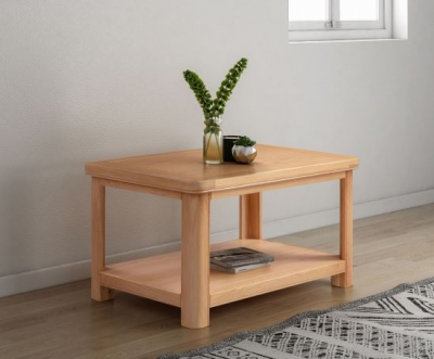 Clarion Oak Standard Coffee Table