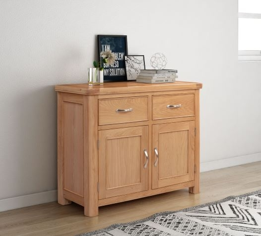 Clarion Oak Medium Sideboard