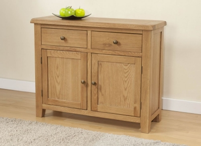 Dorset Oak Medium Sideboard