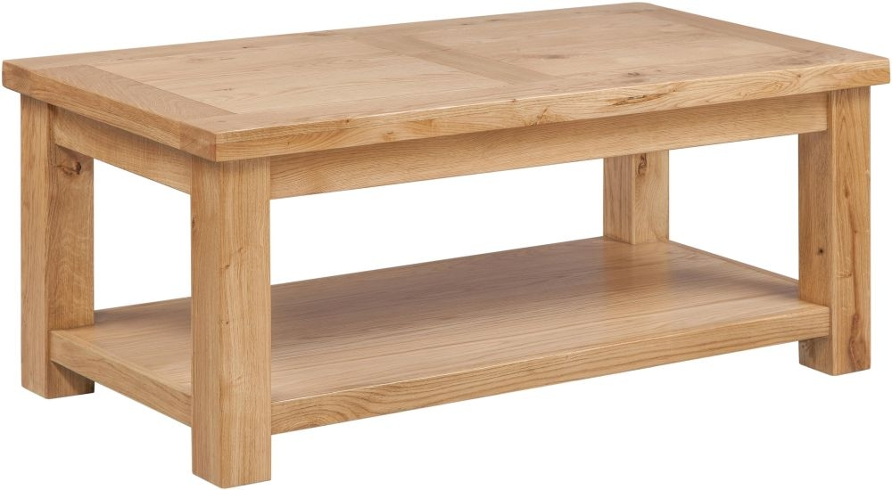 Fairford Oak Coffee Table