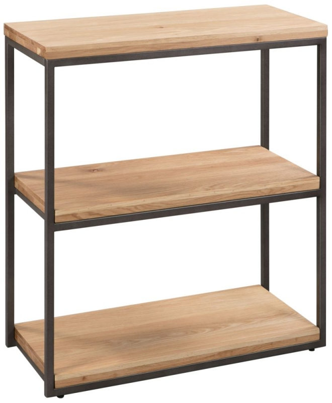 Pergo Industrial Weathered Oak Small Bookcase