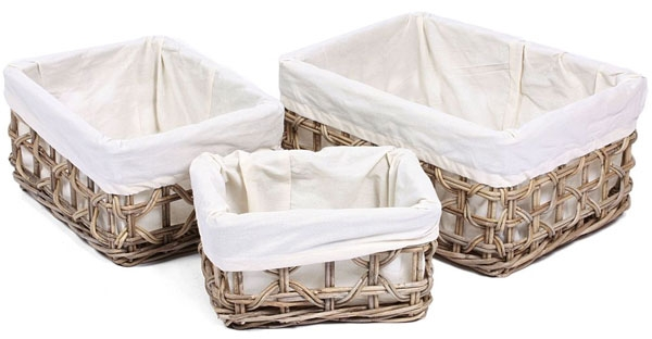 The Wicker Merchant Wicker Baskets