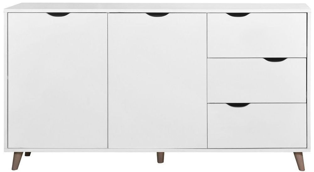 Pulford White Sideboard