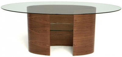 Tom Schneider Ellipse Dining Table
