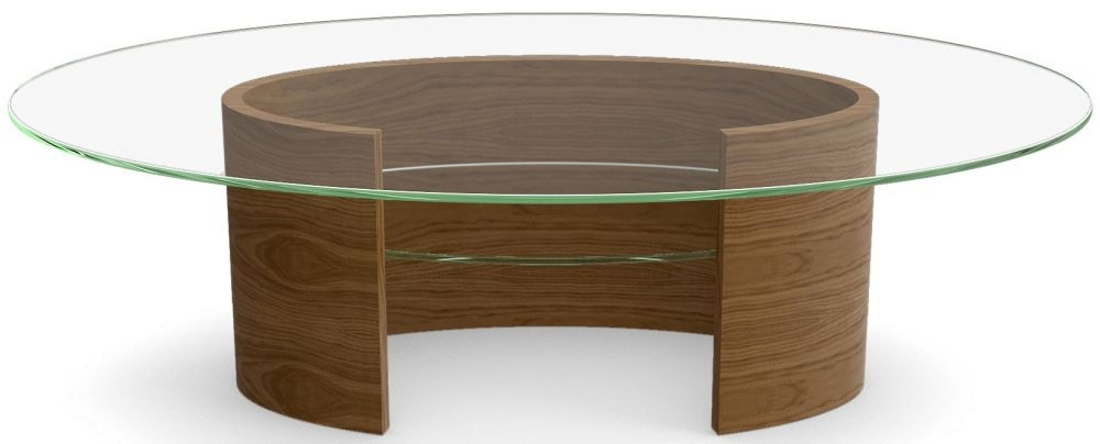 Tom Schneider Ellipse Coffee Table