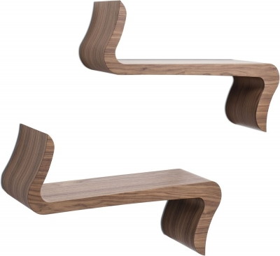 Tom Schneider Serpent Shelves (Set of 2)