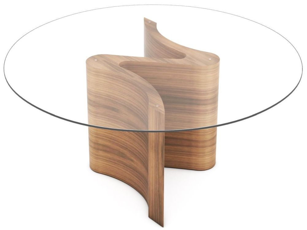 Tom Schneider Serpent Round Dining Table