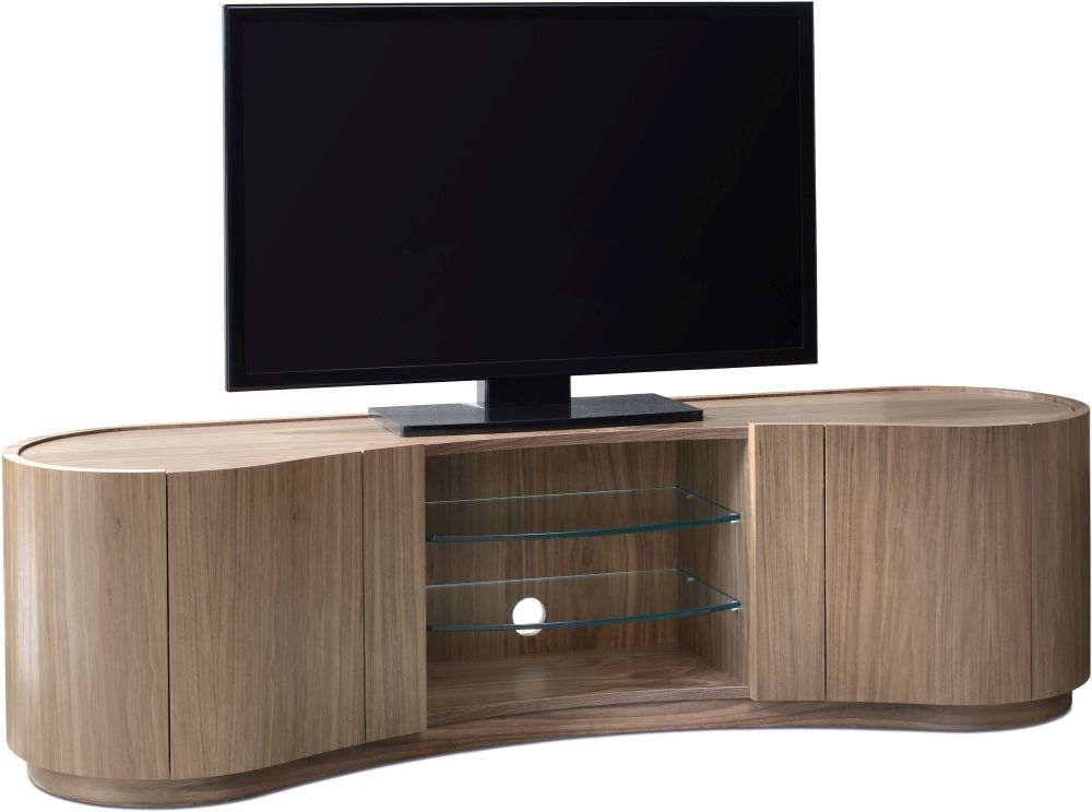 Tom Schneider Swirl TV Media Cabinet