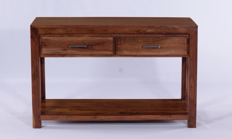 Java Acacia 2 Drawer Console Table