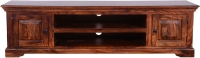Urban Deco Ganga Sheesham 2 Door Large Plazma TV Cabinet