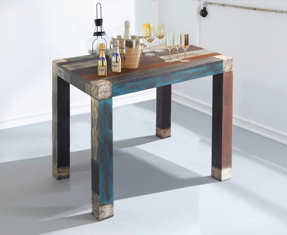 URBAN Vintage Shabby Chic Bar Table