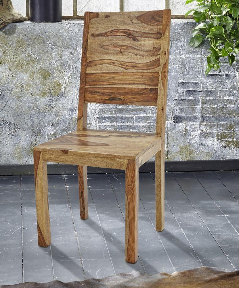 Guru Sheesham Dining Chair (Pair)