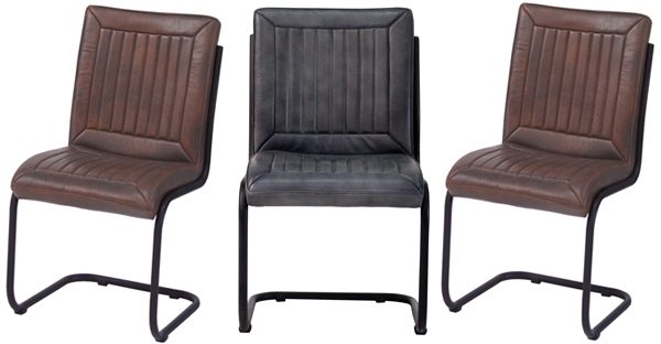 Urban Deco Industrial Chairs
