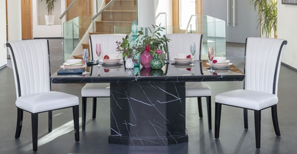 Urban Deco Naples Black Marble