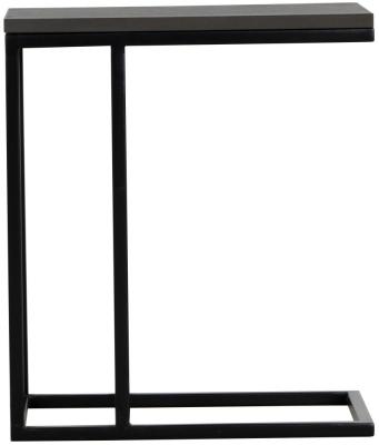 Yoko Black Sofa C Table