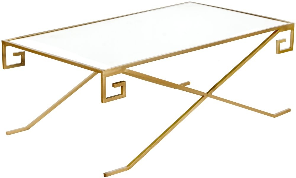 Roma Gold Coffee Table