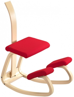 Varier Variable Balans Chair with Backrest