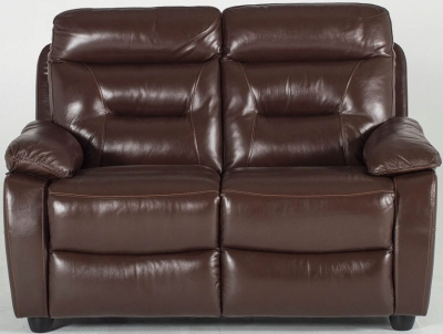 Vida Living Alessio 2 Seater Fixed - Brown