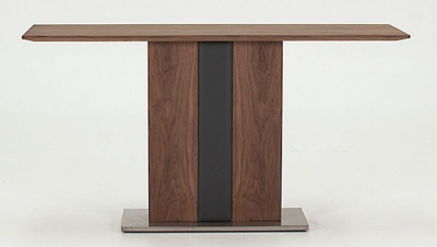 Vida Living Almara Walnut Console Table