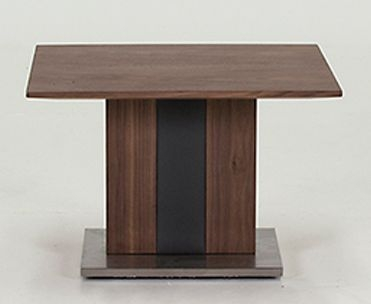 Vida Living Almara Walnut Lamp Table