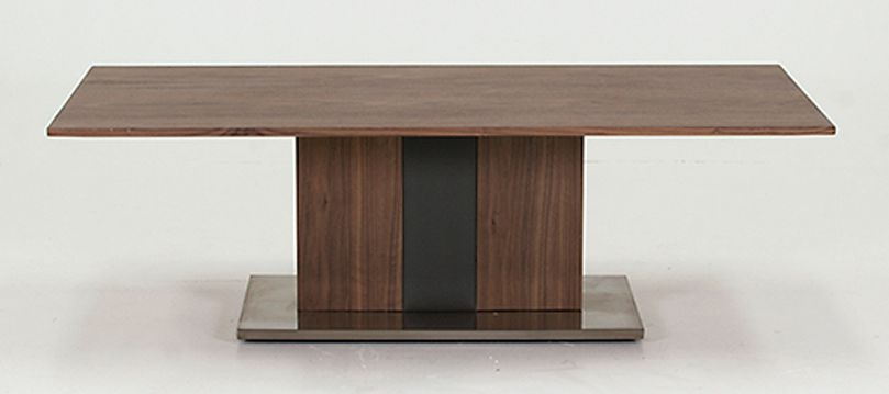 Vida Living Almara Walnut Coffee Table