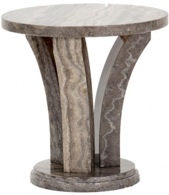 Vida Living Amalfi End Table - Sahara