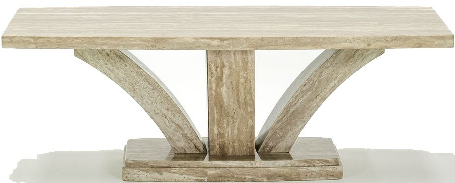 Vida Living Amalfi Coffee Table - Sahara