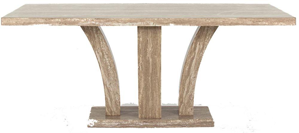 Vida Living Amalfi Dining Table 160cm - Sahara
