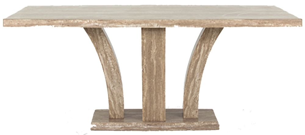 Vida Living Amalfi Dining Table 180cm - Sahara