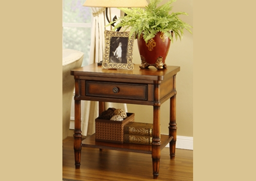 Vida Living Stanford End Table