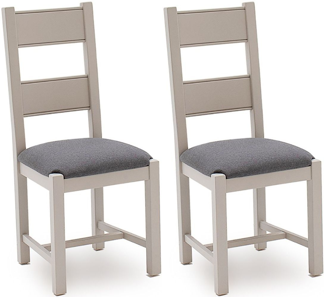 Product photograph showing Vida Living Amberly Dining Chair Pair