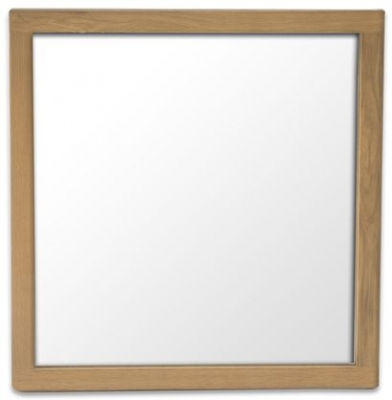 Vida Living Arden Solid Oak Mirror