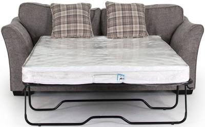 Vida Living Arran Grey Fabric Sofa Bed