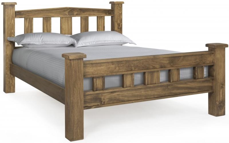 Vida Living Ashbury Pine Bed