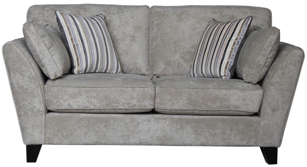 Vida Living Aspen 2 Seater Fabric Sofa - Parchment