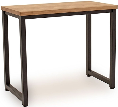 Vida Living Hinrik Black Elm Bar Table