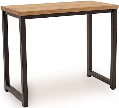 Vida Living Hinrik Rustic Elm Bar Table